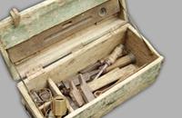 Inspiration La caisse à outils du charpentier