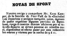 Fútbol Club Barcelona - Wikipedia, la enciclopedia libre