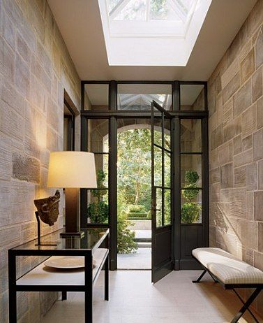 Entrance Halls : Architectural Digest