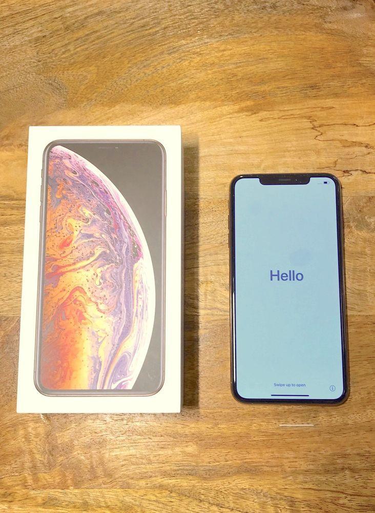 Unlocked Apple Iphone Xs Max 512gb Gold Cdma Gsm Must Contact Prlor Iphone Xs Iphonexs Apple Iphone Iphone Apple Leather Case