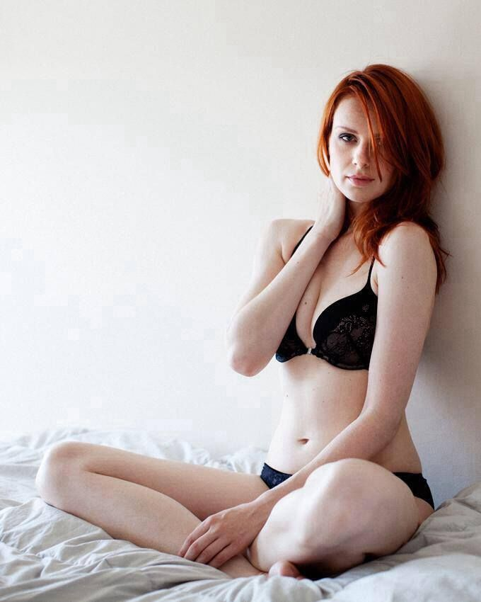 Redheads Lingerie 70