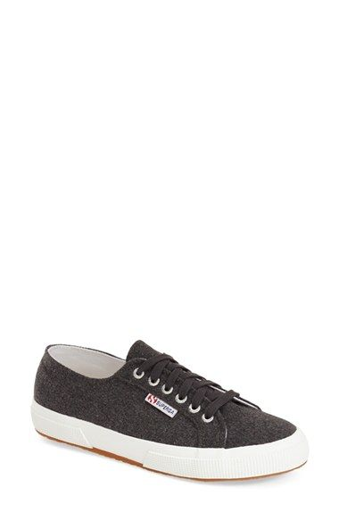 Superga Lace Up Sneaker (Women) available at #Nordstrom