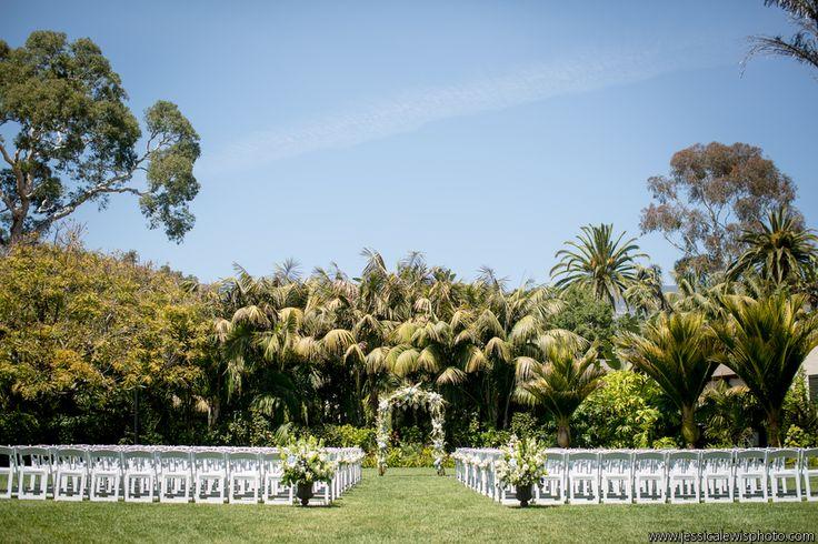 Superb Ceremony Option 1 #Lush #Gardens Of Monte Vista Lawn | Four Seasons  Biltmore Santa Barbara | Pinterest | Lush Garden, Wedding Designs And  Weddings