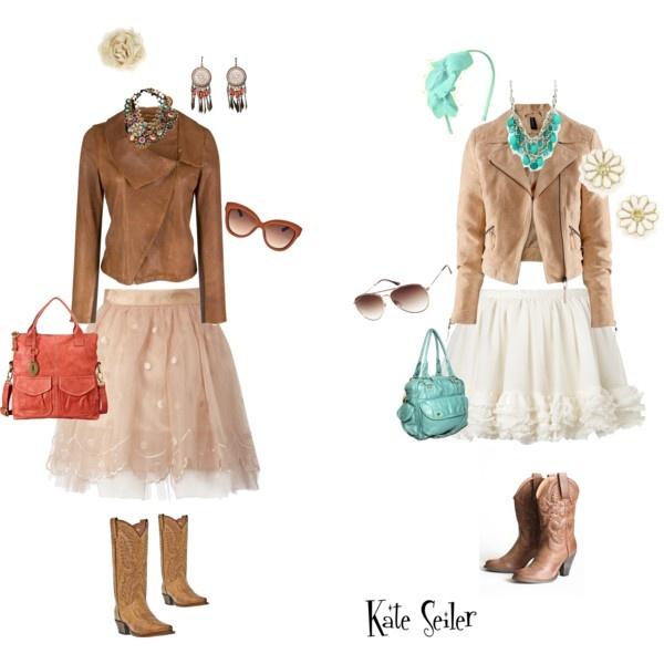 Cowboy Chic, created by katy-seiler.polyvore.com