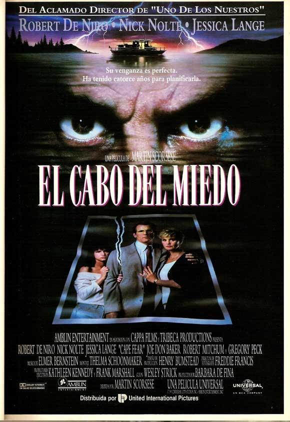 El Cabo del Miedo - Martin Scorsese (1991)