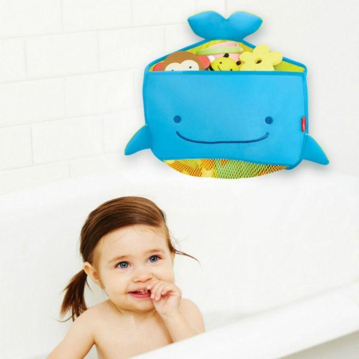 skip hopkids bathroom accessories moby cornerfit bath toy organiser