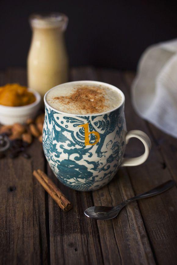 Pumpkin Spice Almond Milk   Free People Blog #freepeople
