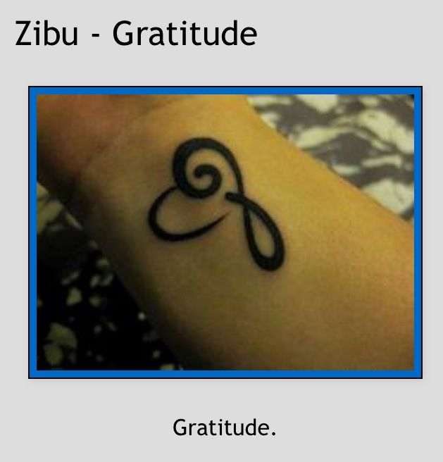 Angel Symbol May Get This Instead Of Circular Gratitude