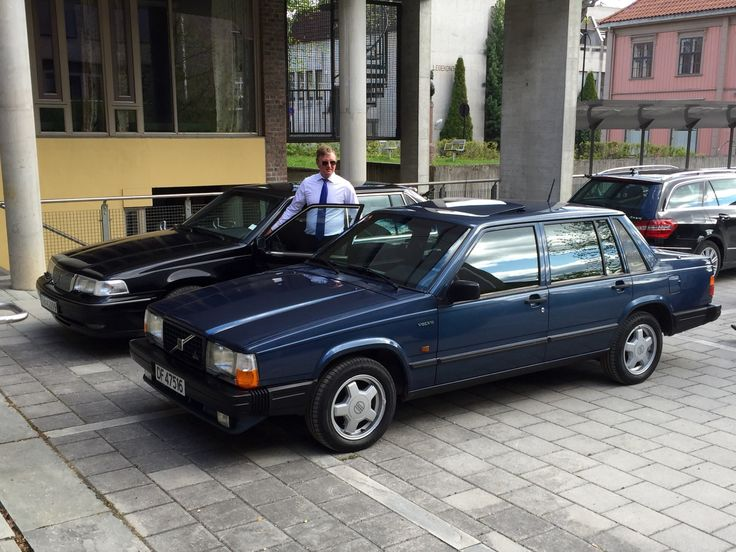 Volvo 740 Turbo Volvo 960