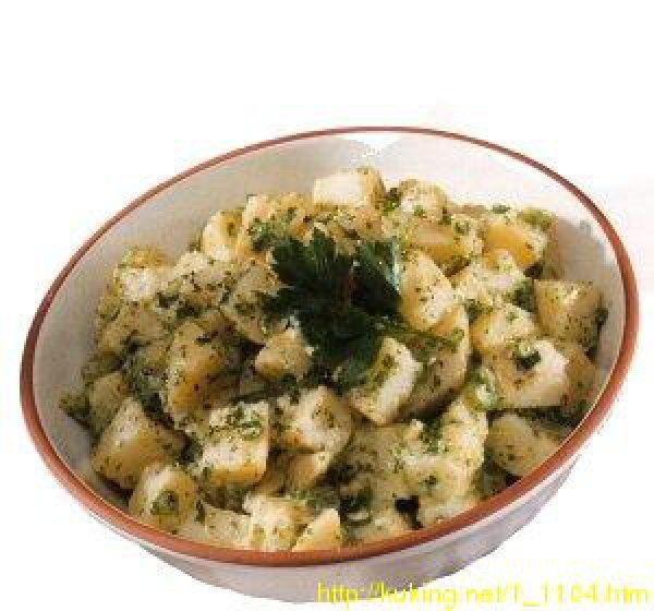 Классический картофельный салат рецепт