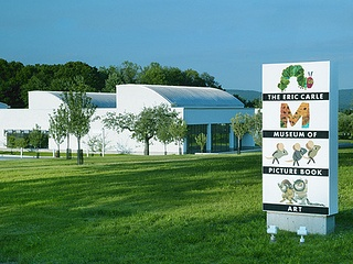 Eric Carle Museum, Amherst #massachusetts #travel