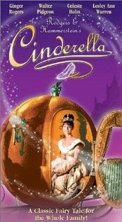 Cinderella TV version from 1965 with Lesley Ann Warren and Stuart Damon.  My sister @Karen DeAngelo and I loved to watch this!  This was back when you had to catch it when it came on or miss it until next time (year?).  No VCR, DVD, Cable TV.  So glad we had a color tv, though!