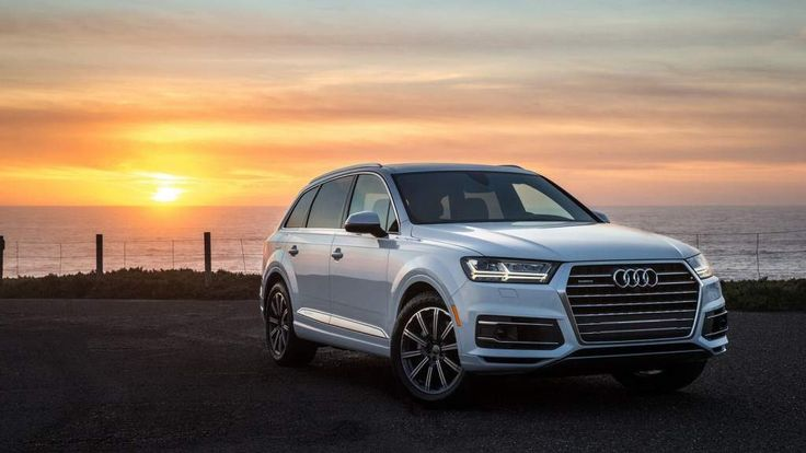 Seven Seater 2017 Audi Q7 Available With Four Cylinder Engine For Less Than $50,000