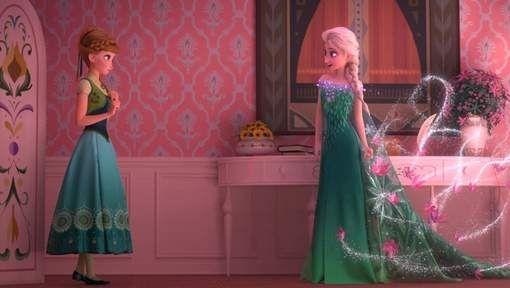 Fans van de succesvolle Disneyfilm Frozen opgepast: de eerste beelden van het tweede deel zijn er. De foto's van de korte film verklappen dat prinses Anna een zomers verjaardagsfeest krijgt. En Olaf de sneeuwpop stort zich op de gigantische taart.