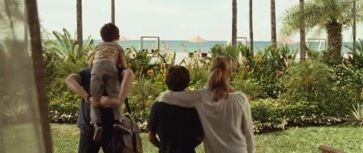 Un film poignant sur une famille emportée dans le tsunami de Noël 2004 en Thailande, à partir d'une histoire vraie.