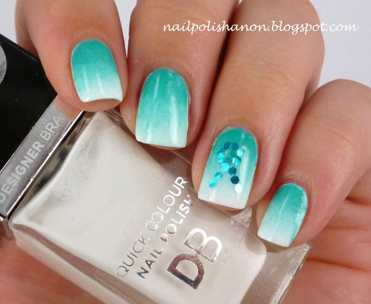 Nail Polish Anon: COLOUR for a CAUSE - Ovarian Cancer Australia - February 2014