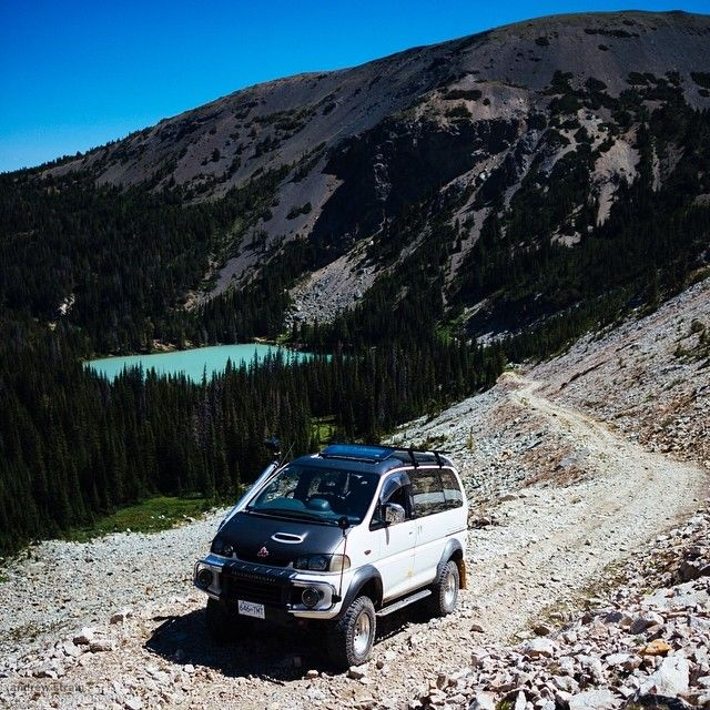21 Best Mitsubishi Delica Images On Pinterest