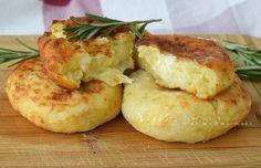 Bombe al purè di patate,se vi avanza del purè ecco una ricetta per utilizzarlo,e…