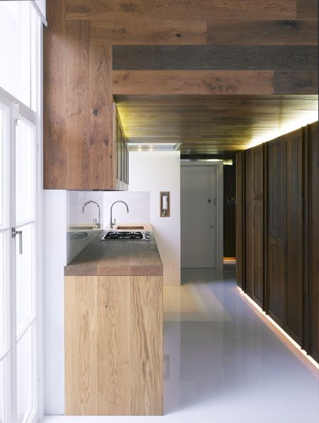 Queen's Gate Terrace apartment by Hogarth Architects