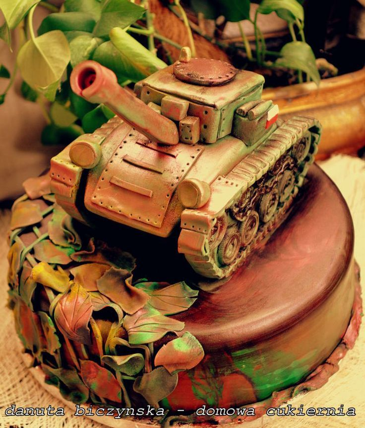 War of tank cake - For all your cake decorating supplies ...