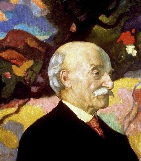 Thomas Hardy (1840–1928), OM, 1920 by William Strang (1859-1921)