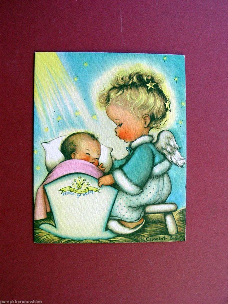 baby engel gezeichnet