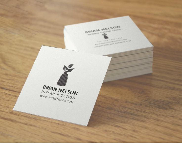 96 best Business Cards images on Pinterest Square business cards