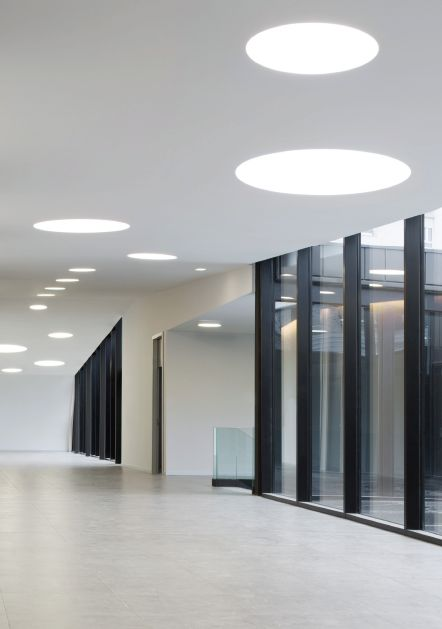 Prolicht super sign recessed lighting solution www for Recessed area