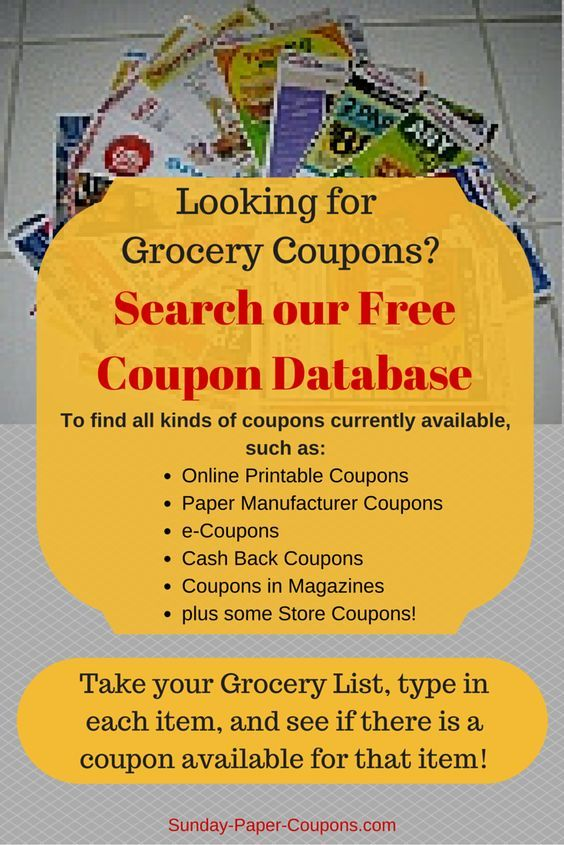 The 25+ best Free coupons by mail ideas on Pinterest Coupons by - free mail sample