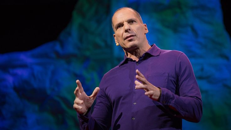 Capitalism will eat democracy -- unless we speak up | Yanis Varoufakis.  Have you wondered why politicians aren't what they used to be, why governments seem unable to solve real problems? Economist Yanis Varoufakis, the former Min...