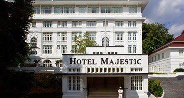 The Majestic Hotel Kuala Lumpur : Kuala Lumpur, Malaysia : The Leading Hotels of the World