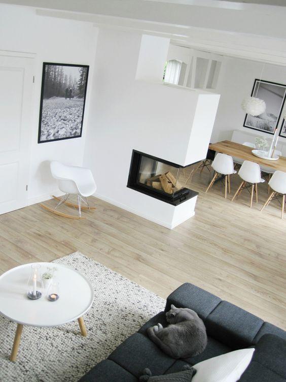instalar chimeneas que crean hogar