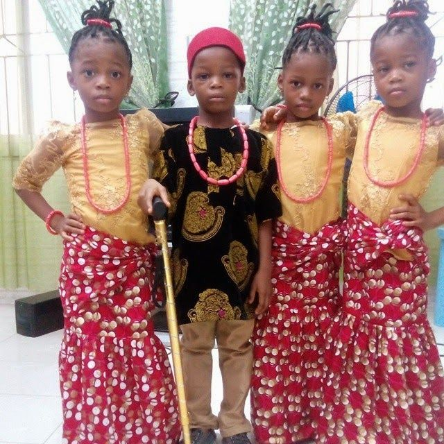 Amazing Photos of Grown Nigerian Quintuplets & Quadruplets |Nigerian: Breaking News In Nigeria | Laila's Blog