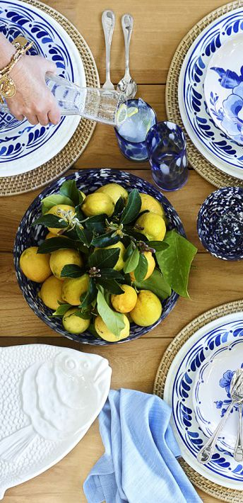 Aerin Placemats & Dishes