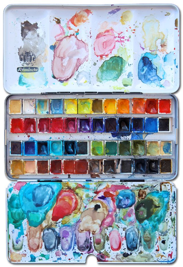 watercolors blogspot