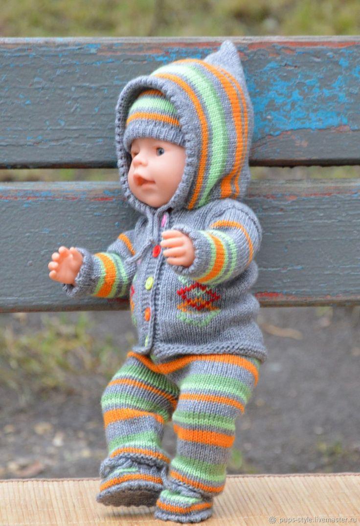 Купить одежда для беби бон, комплект для baby born, костюмчик для беби бон в интернет магазине на Ярмарке Мастеров
