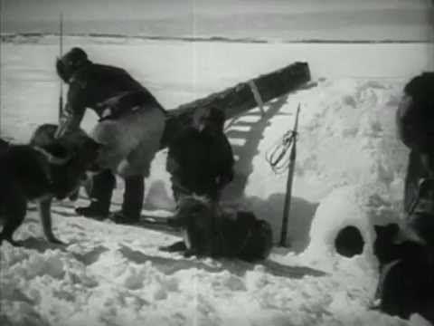 Nanook Of The North 1922 (Documentary) - YouTube