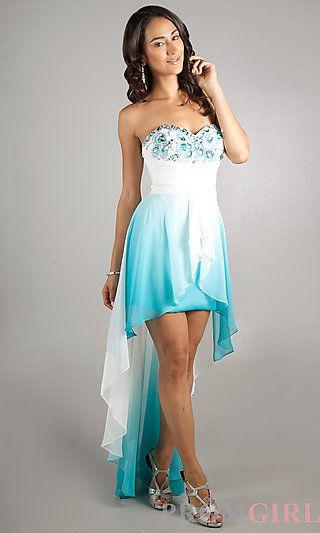 Sweet 16 Dresses Fashion