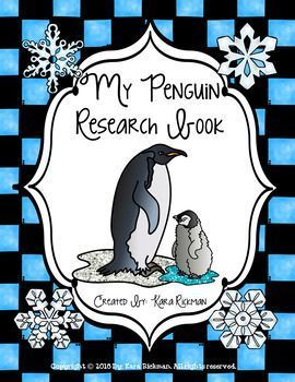 If you LOVE teaching your students about Antarctica and the types of penguins that live there and surrounding islands, then this resource is for you! This packet includes a nonfiction book that students can research the 17 types of penguins that live in the world.