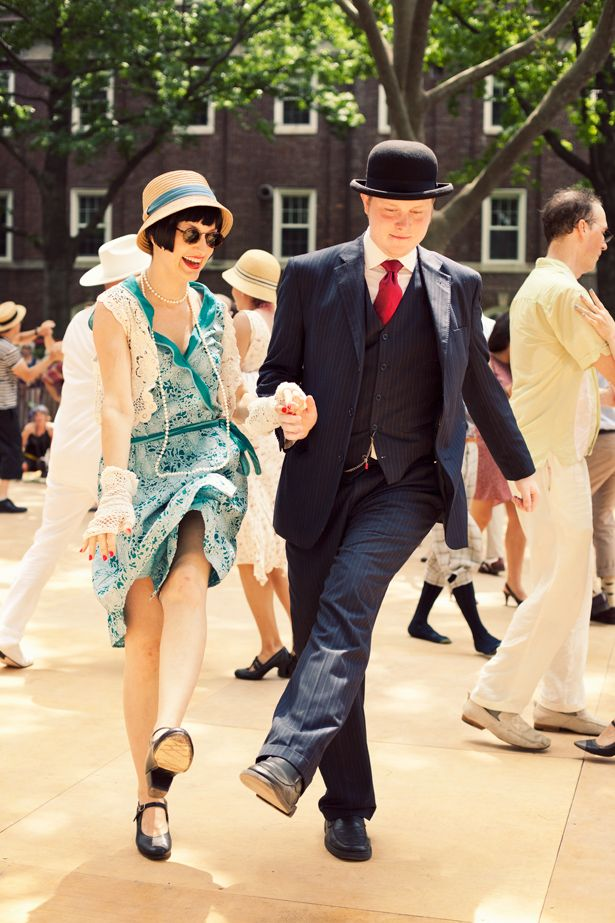 Governors Island Jazz Age Lawn Fest