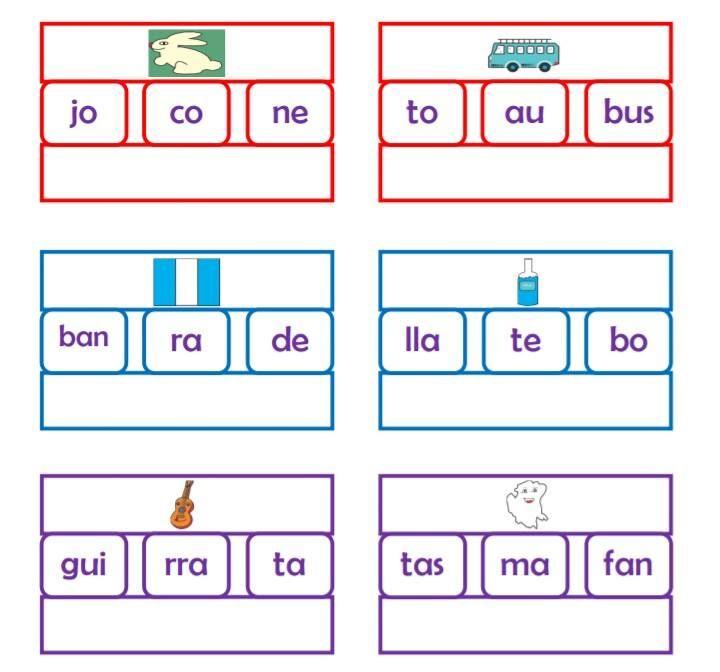 Material didáctico para trabajar con silabas para el primer grado de primaria - http://materialdidactico.org/material-didactico-para-trabajar-con-silabas-para-el-primer-grado-de-primaria/