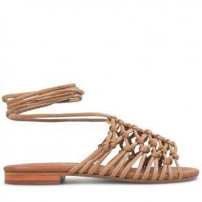 Wittner Pira Sandal Tan Leather