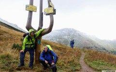 Hiking Tatra mountains