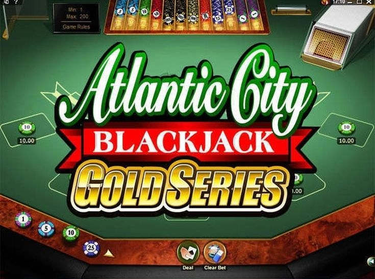 Atlantic City BlackJack Microgaming games are made to be played. They include some of the biggest names in entertainment and some of the most imaginative creations in online gaming. Atlantic City Blackjack is a version of Internet blackjack offered by Microgaming and provided by CasinoRewardsGroup. It's just you and the Dealer again in this table game as the Atlantic City BlackJack cards are dealt and you aim for that illustrious 21.