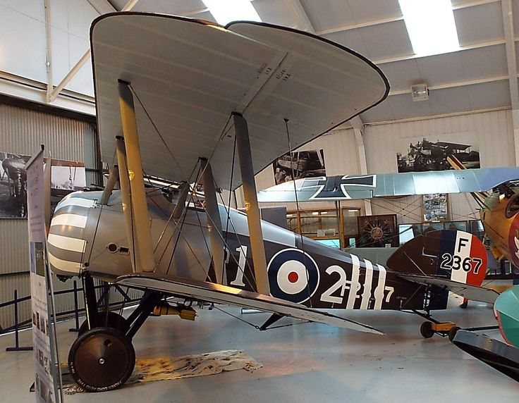 Sopwith Snipe 1918 Shuttleworth Collection
