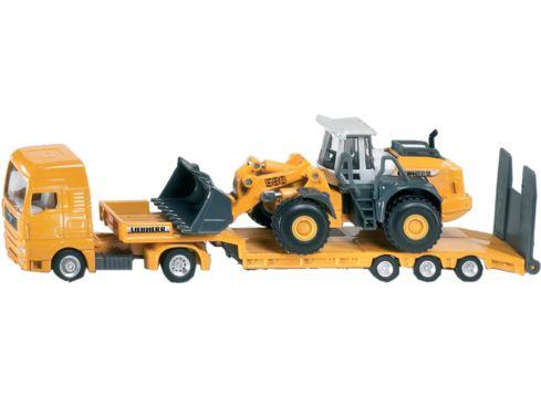 Lastbil med traktor (1839)