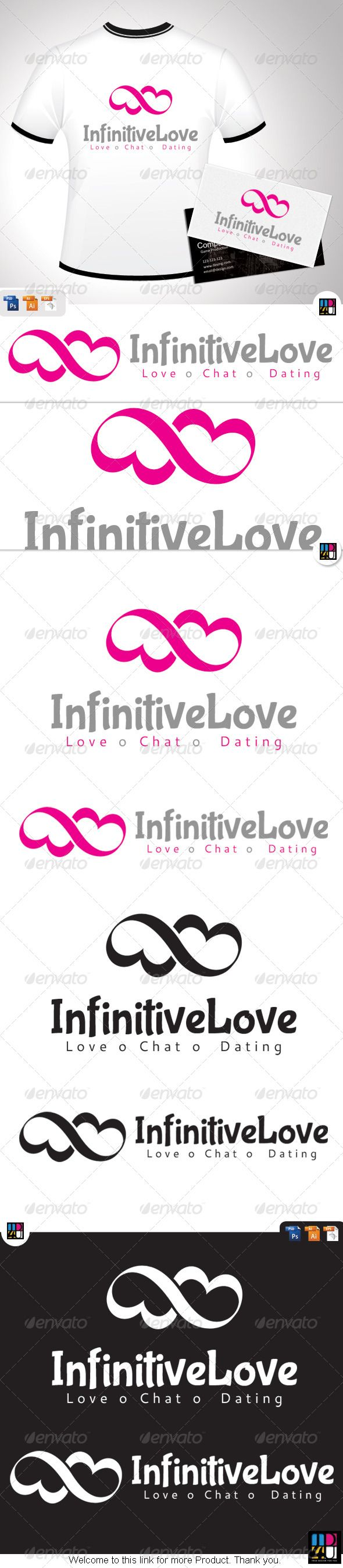 Infinitive Love — Photoshop PSD #chat #technology • Available here → https://graphicriver.net/item/infinitive-love/5975349?ref=pxcr