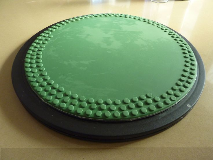Lego Cake Board Tutorial