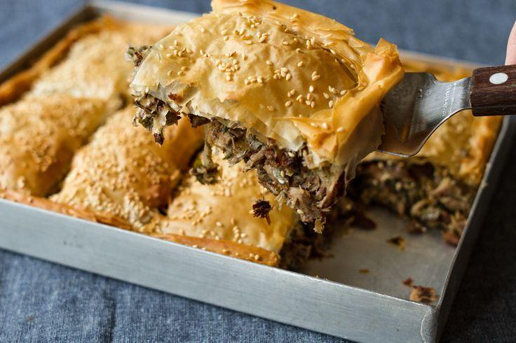 #Συνταγή για #Πίτα με #Αρνί | #Recipe for Delicious #Lamb #Pie
