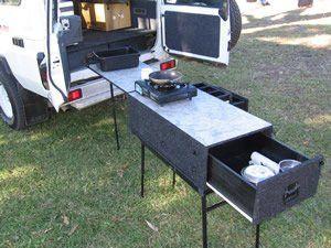Drifta Car Back Camp Kitchen (DCB)